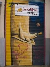 barrera tortillería