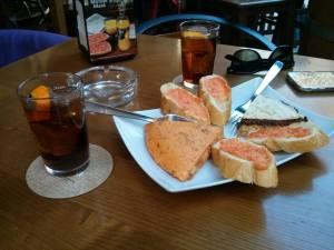 vermut y tortillas